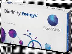 Biofinity Energys (6 lentilles)