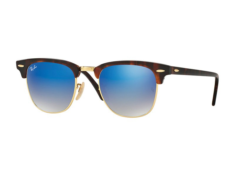 Ray-Ban Clubmaster Flash Lenses RB3016 990/7Q