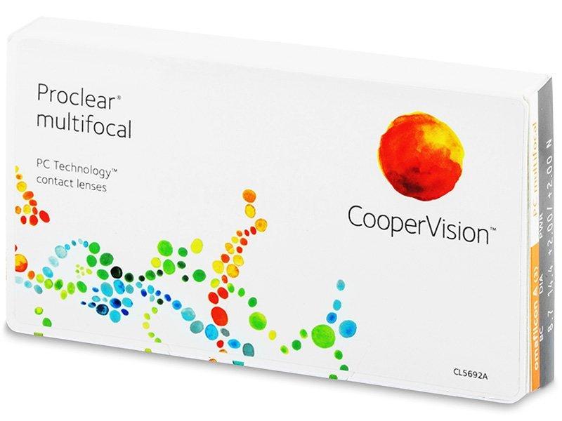 Proclear Multifocal XR (3lentilles)