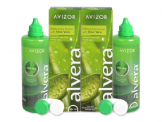 Alvera Solution 2 x 350 ml
