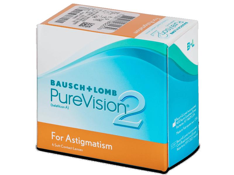 PureVision 2 for Astigmatism (6lentilles)