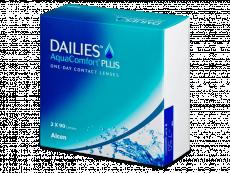 Dailies AquaComfort Plus (180lentilles)