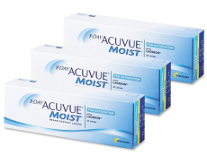 1 Day Acuvue Moist for Astigmatism (90 lentilles)