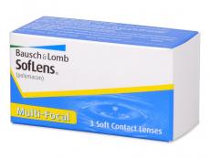SofLens Multi-Focal (3lentilles)