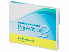 PureVision 2 for Presbyopia (3lentilles)
