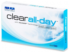Clear All-Day (6 lentilles)