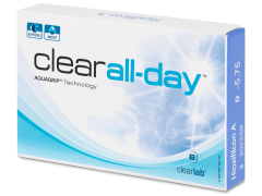 Clear All-Day (6lentilles)