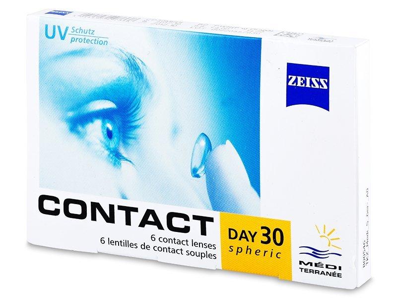 Carl Zeiss Contact Day 30 Spheric (6lentilles)