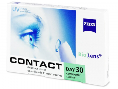 Carl Zeiss Contact Day 30 Compatic (6lentilles)