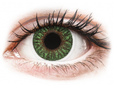TopVue Color - Green - non correctrices (2 lentilles)
