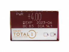 Dailies TOTAL1 (30lentilles)