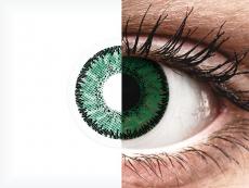 SofLens Natural Colors Aquamarine - non correctrices (2 lentilles)
