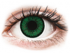 SofLens Natural Colors Emerald - non correctrices (2 lentilles)