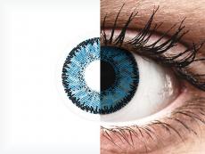 SofLens Natural Colors Topaz - non correctrices (2 lentilles)