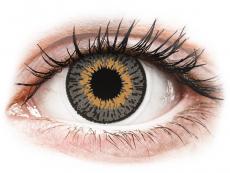 Lentilles de contact Gris Expressions Colors - correctrices (1 lentille)