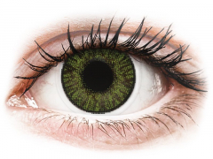 FreshLook ColorBlends Green - correctrices (2 lentilles)