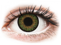 FreshLook One Day Color Green - correctrices (10 lentilles)