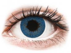 FreshLook Dimensions Pacific Blue - correctrices (6 lentilles)