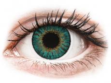 Air Optix Colors - Turquoise - correctrices (2lentilles)