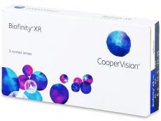 Biofinity XR (3lentilles)