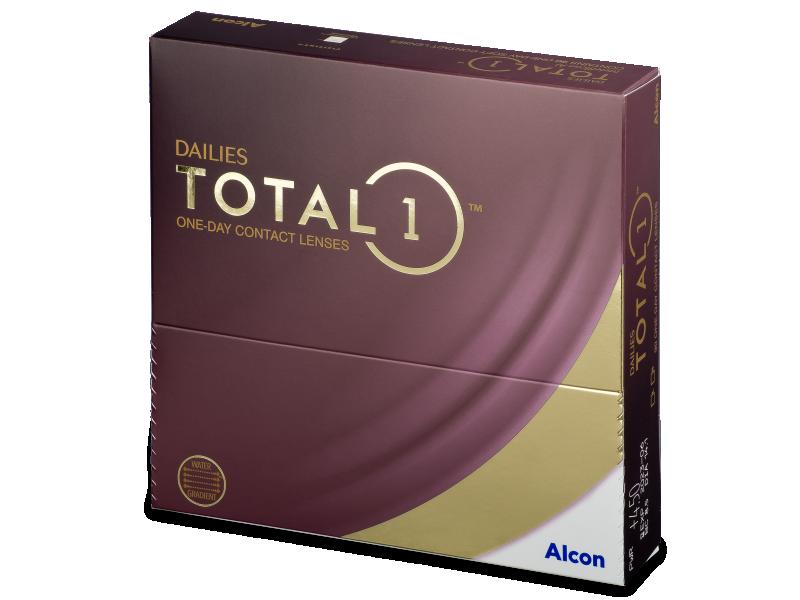 Dailies TOTAL1 (90lentilles)