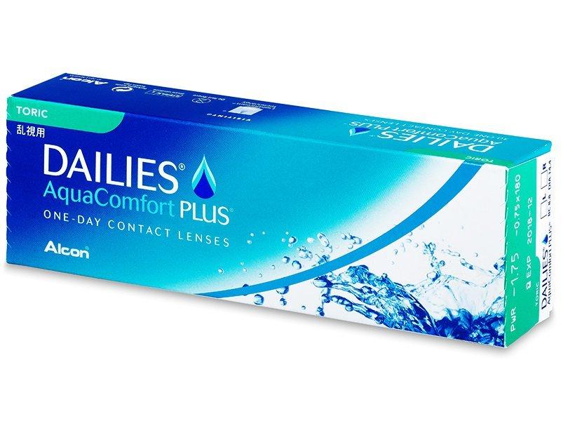 Dailies AquaComfort Plus Toric (30lentilles)