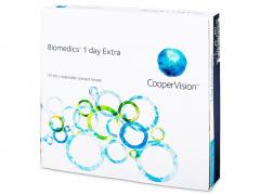 Biomedics 1 Day Extra (90lentilles)