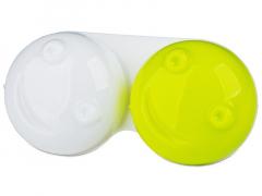 Etui à lentilles 3D - vert