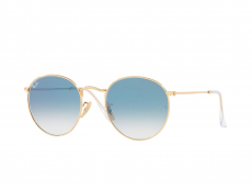 Ray-Ban Round Metal RB3447N 001/3F