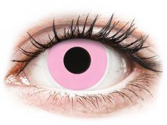 Lentilles de contact Rose Barbie Pink - ColourVue Crazy (2lentilles)