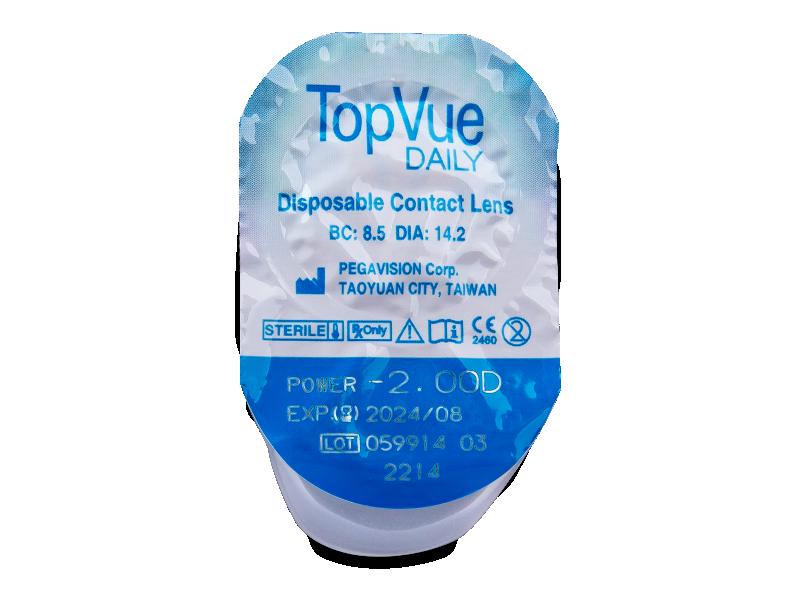 TopVue Daily (10lentilles)