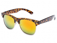 Lunettes de soleil TigerStyle - Jaune