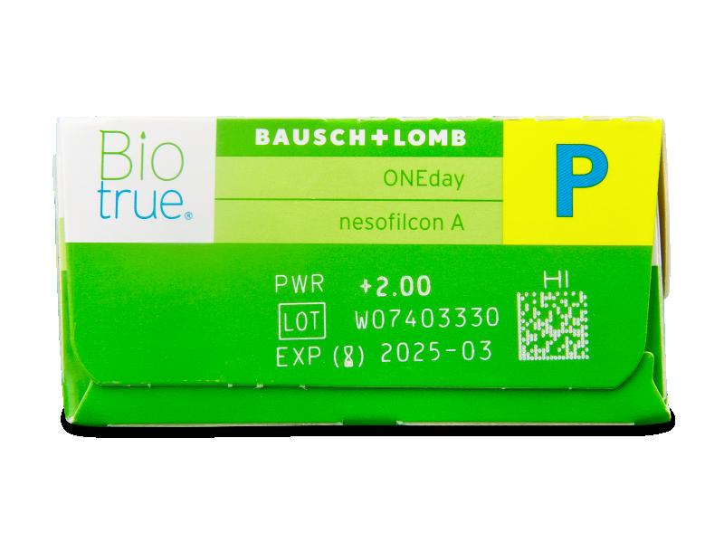 Biotrue ONEday for Presbyopia (30 lentilles)