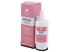 HYLO-DUAL Gouttes pour les yeux 10 ml