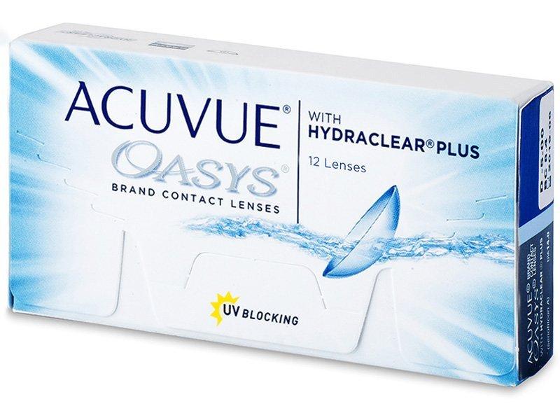 Acuvue Oasys (12lentilles)