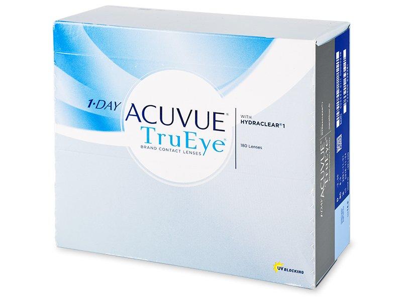 1 Day Acuvue TruEye (180lentilles)