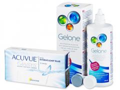 Acuvue Oasys (12 lentilles) + Gelone 360 ml