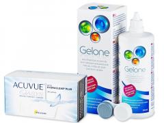 Acuvue Oasys (24 lentilles) + Gelone 360 ml