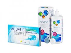 Acuvue Oasys for Presbyopia (6 lentilles) + Gelone 360 ml