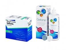 SofLens 38 (6 lentilles) + Gelone 360 ml