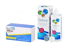 SofLens Multi-Focal (3 lentilles) + Gelone 360 ml