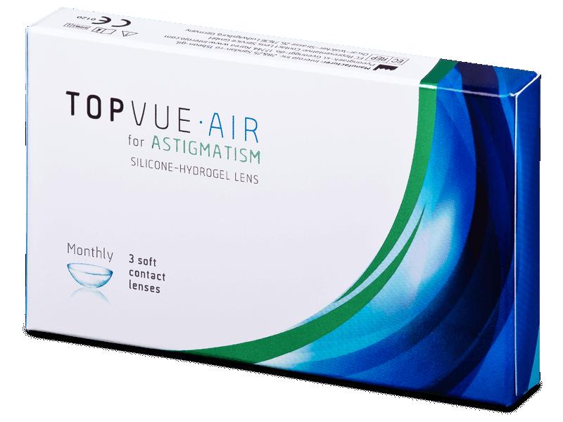 TopVue Air for Astigmatism (3lentilles)