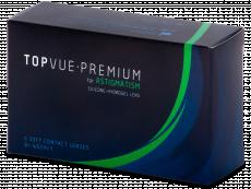 TopVue Premium for Astigmatism (6lentilles)