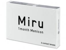 Miru 1 Month (6 lentilles)