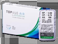 TopVue Air for Astigmatism (1lentille)