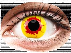 ColourVUE Crazy Lens - Reignfire - journalières non correctrices (2lentilles)