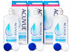 Solution Acuvue RevitaLens 3 x 360 ml
