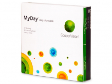 MyDay Daily Disposable (90 lentilles)