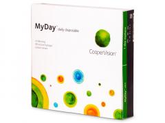 MyDay Daily Disposable (90 lentilles)