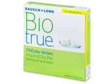 Biotrue ONEday for Presbyopia (90 lentilles)